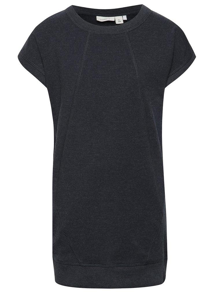 Tmavě modré holčičí tričko name it  Henriette