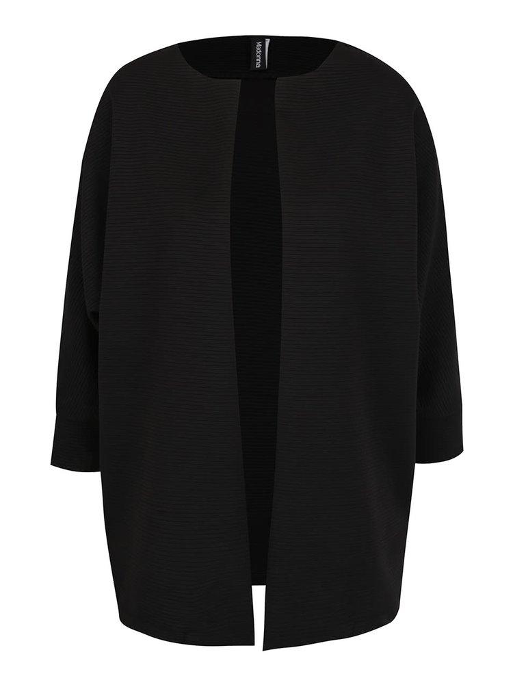 Černý krátký cardigan Madonna Richelle