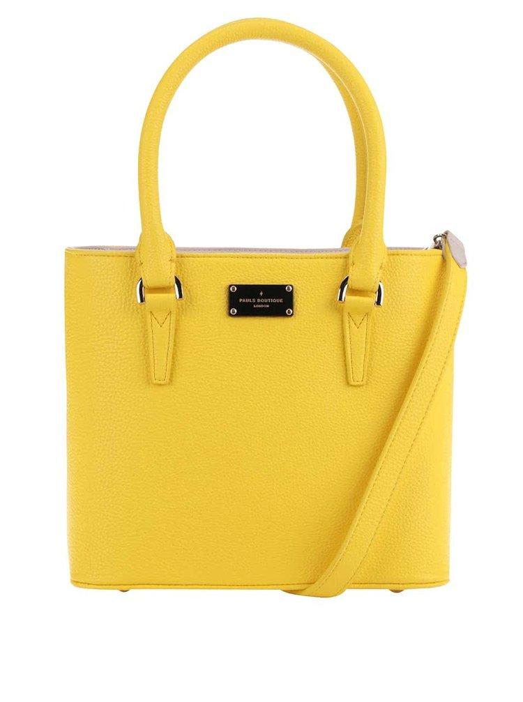 Žlutá kabelka Paul's Boutique Becky