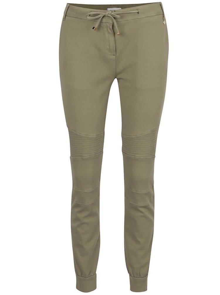 Pantaloni conici verde oliv Rich & Royal
