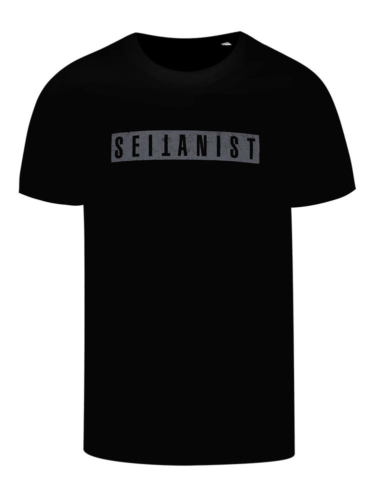 Černé pánské triko ZOOT Originál Seitanist