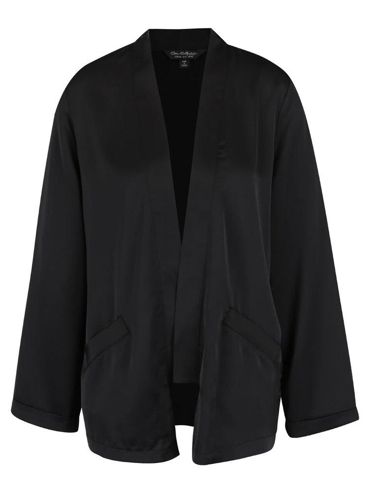 Černé lehké sako Miss Selfridge