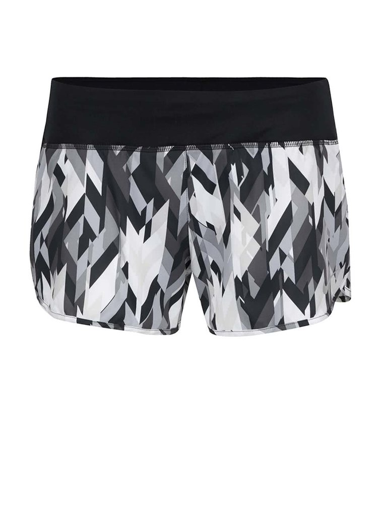 Pantaloni scurți gri&negru Nike Flex