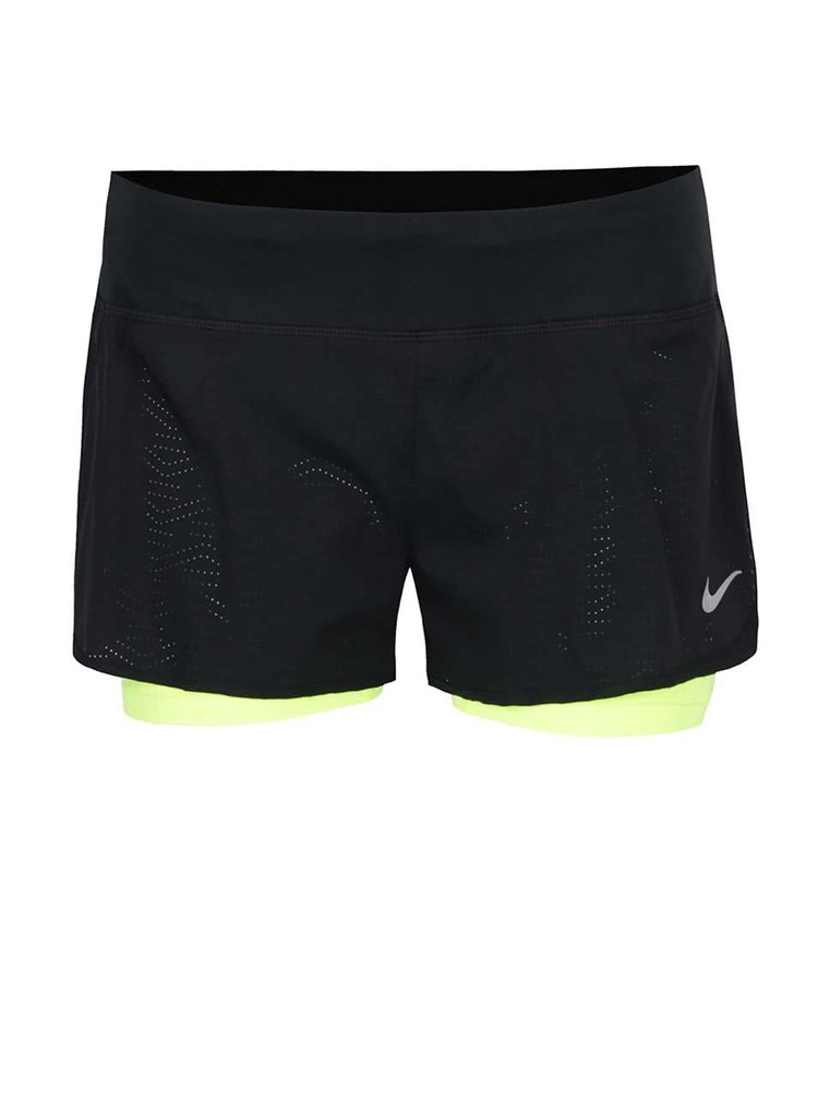 Pantaloni scurți Nike Flex cu model cu perforații
