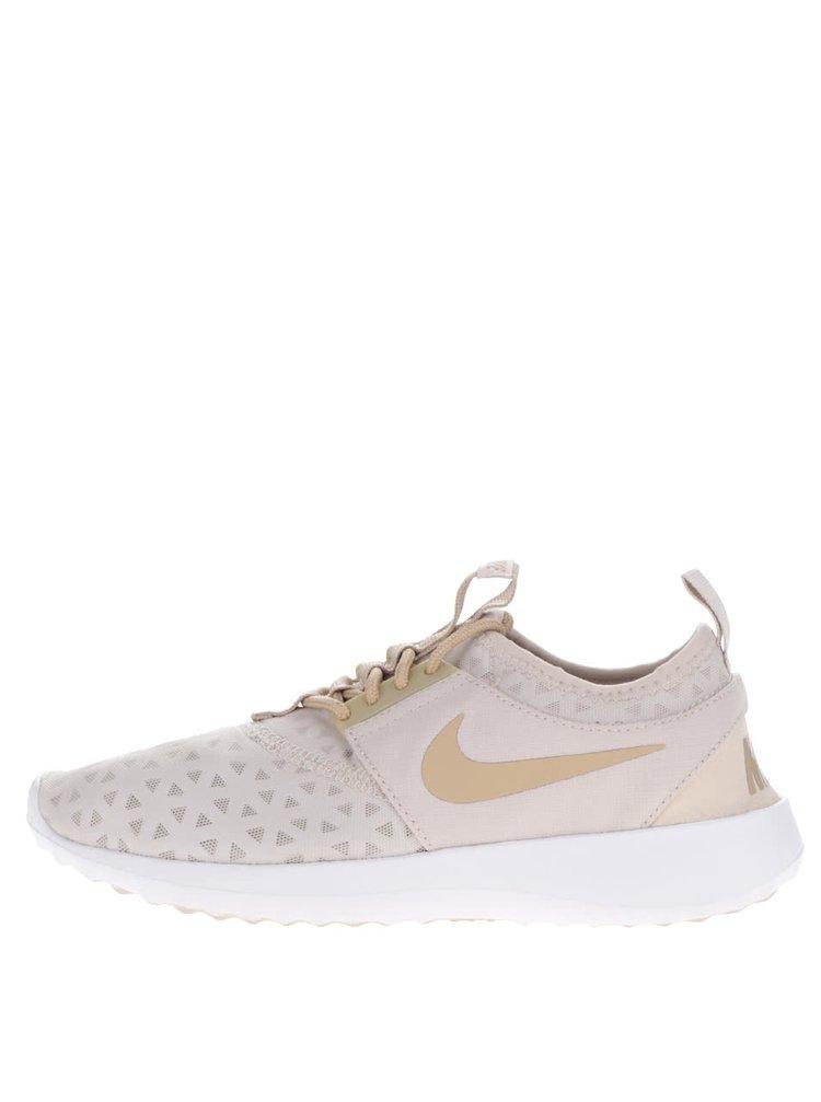Béžové dámské tenisky Nike Juvenate