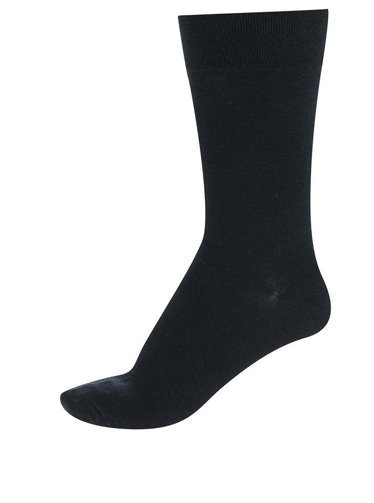 Tmavě modré pánské ponožky Bellinda Classic