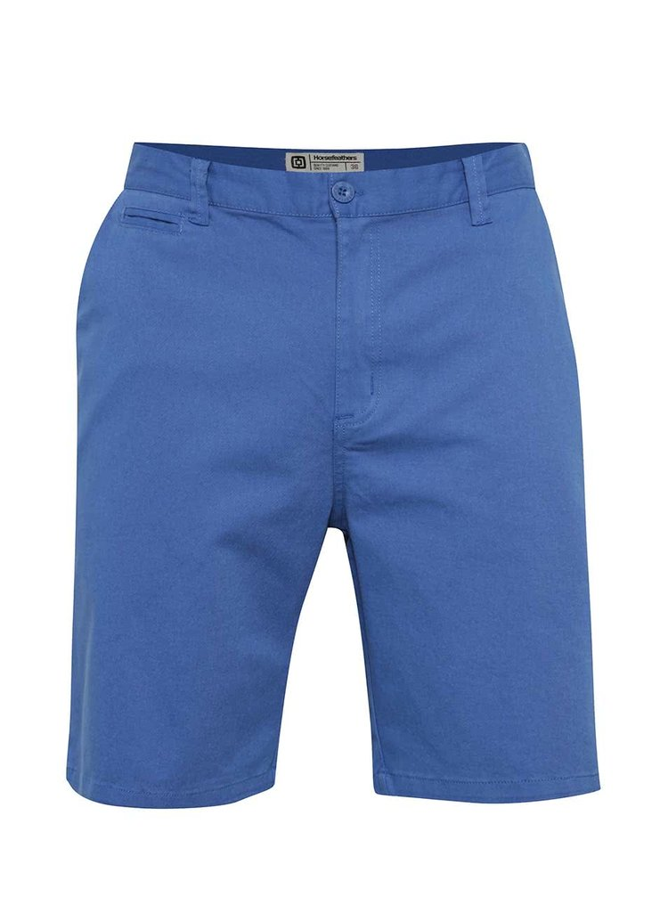 Pantaloni scurti Horsefeathers Ritchie albastri