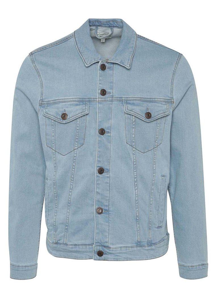 Jachetă albastră din denim ONLY & SONS Mann