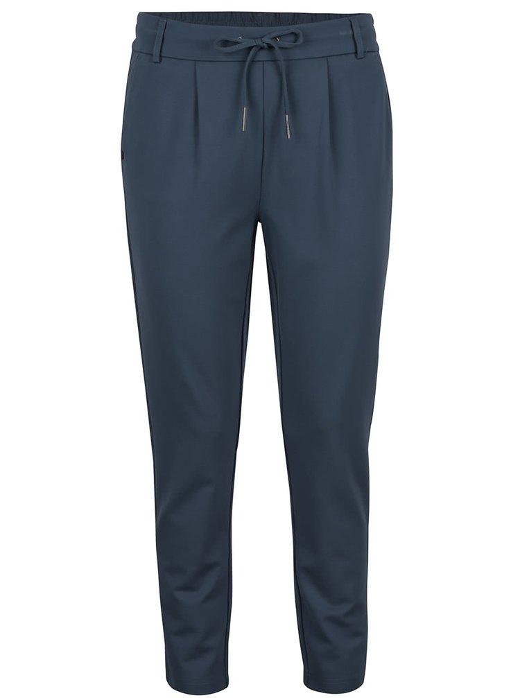 Šedomodré kalhoty ONLY Poptrash