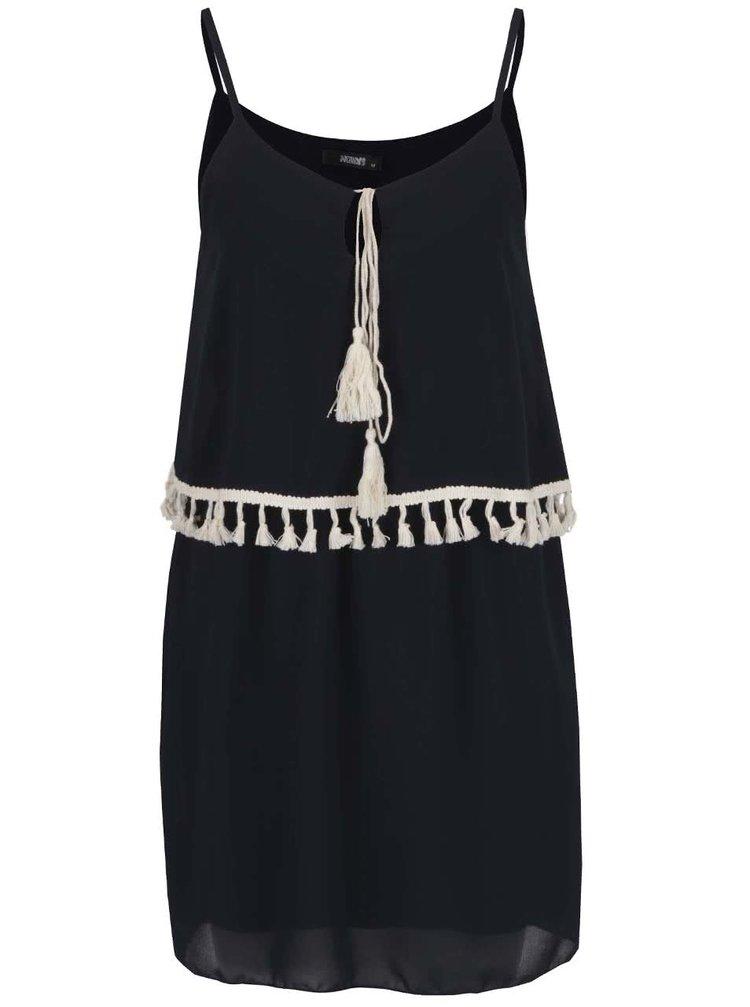 Tmavě modré šaty Haily's Jessie