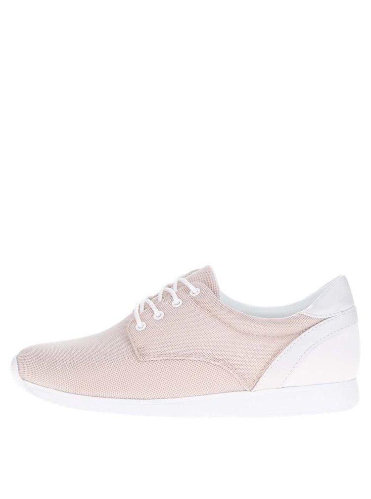 Pantofi sport bej cu alb Vagabond Kasai