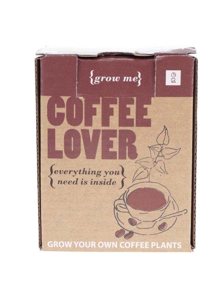 Set pro vypěstování kávy Gift Republic Grow it