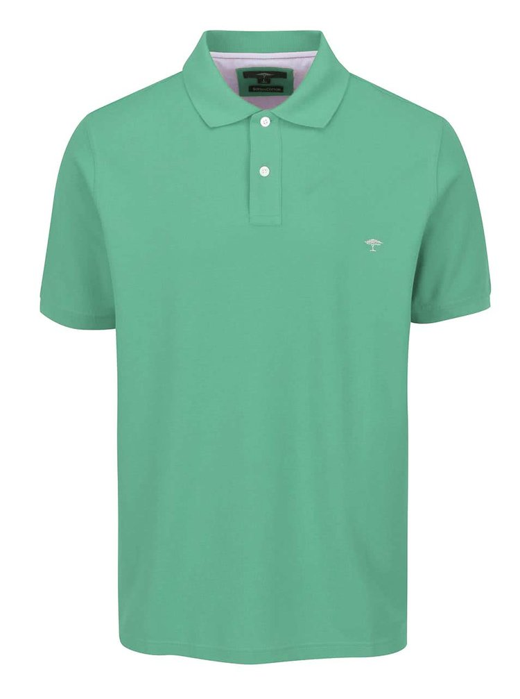 Světle zelené polo triko Fynch-Hatton