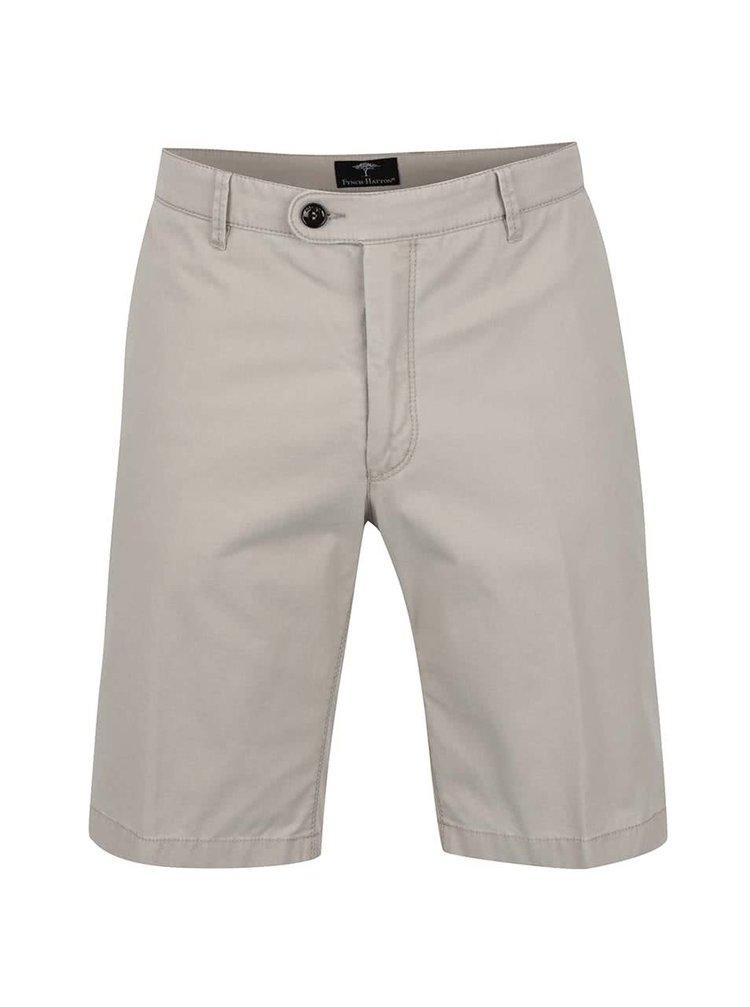 Pantaloni chino scurți bej Fynch-Hatton