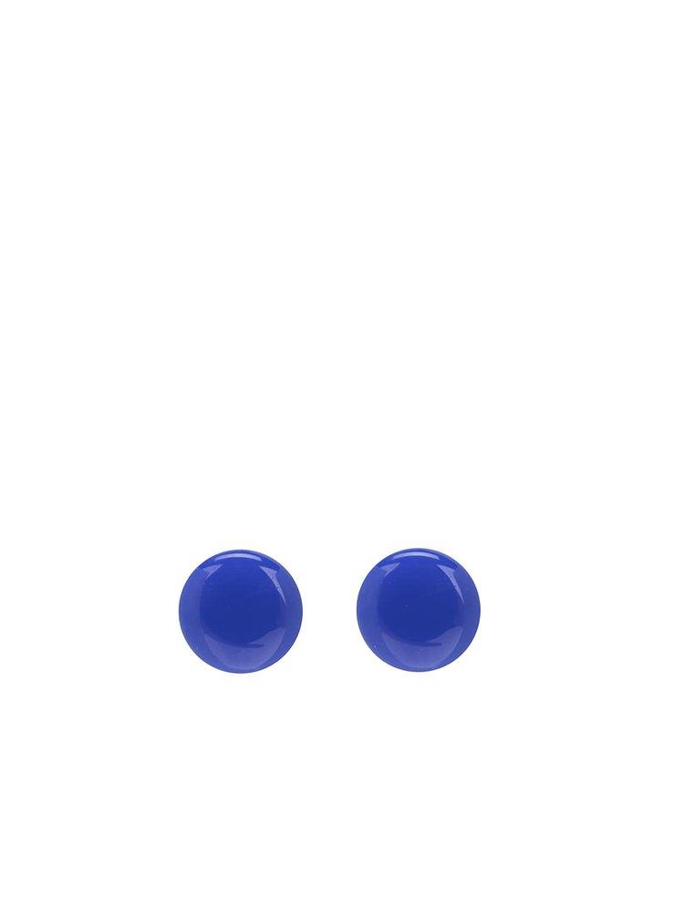 Cercei albaștri Pieces Miebe