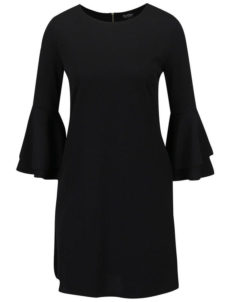 Rochie neagră Miss Selfridge cu mâneci clopot