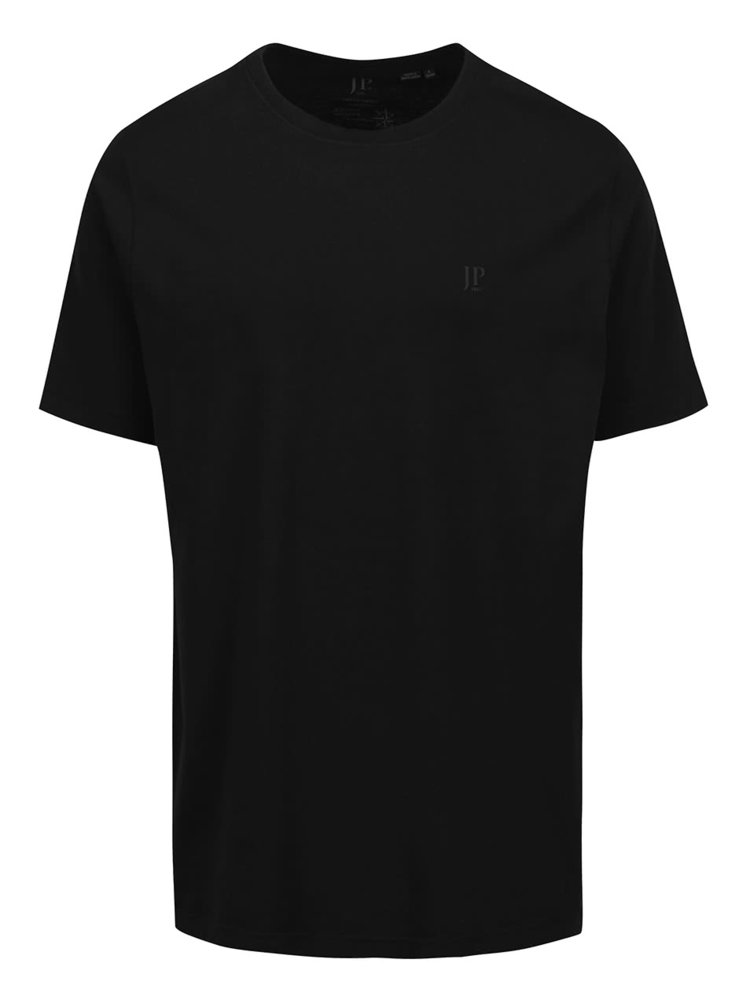 Černé triko s logem JP 1880