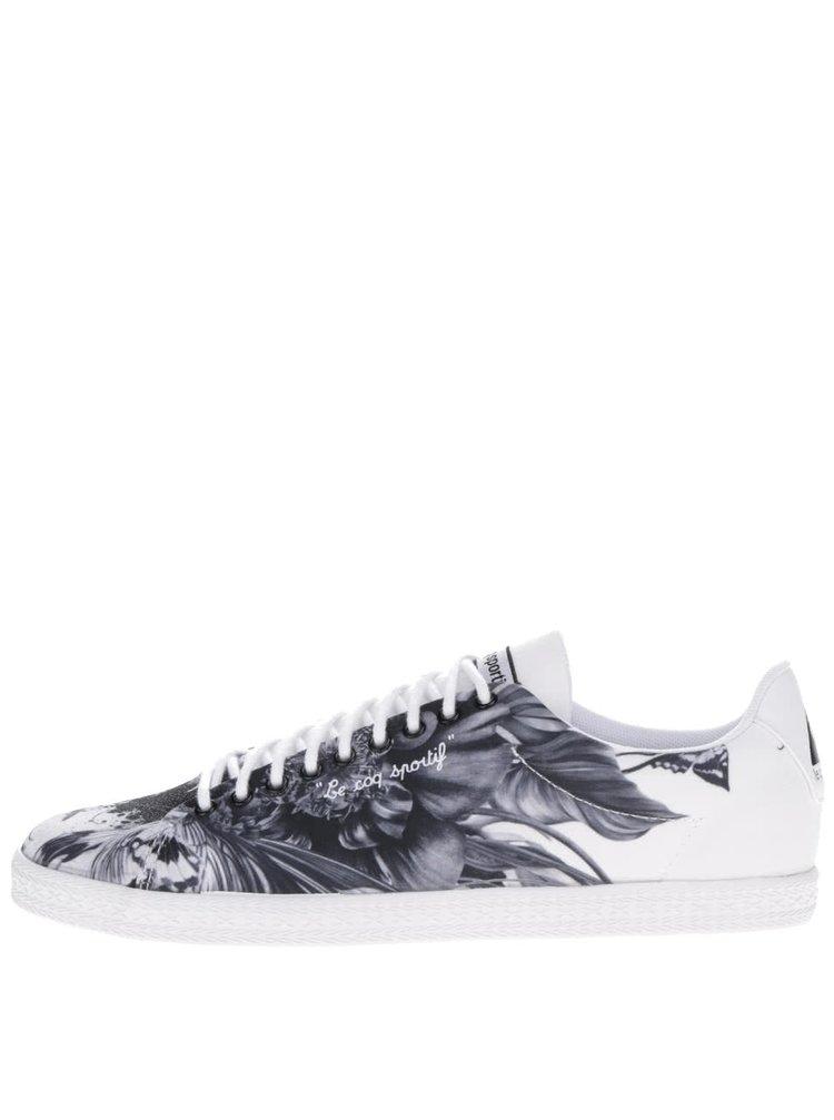Pantofi sport negru&gri Le Coq Sporif Charline