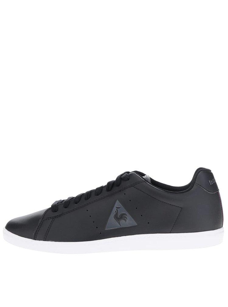 Pantofi sport negri Le Coq Sportif Courtone