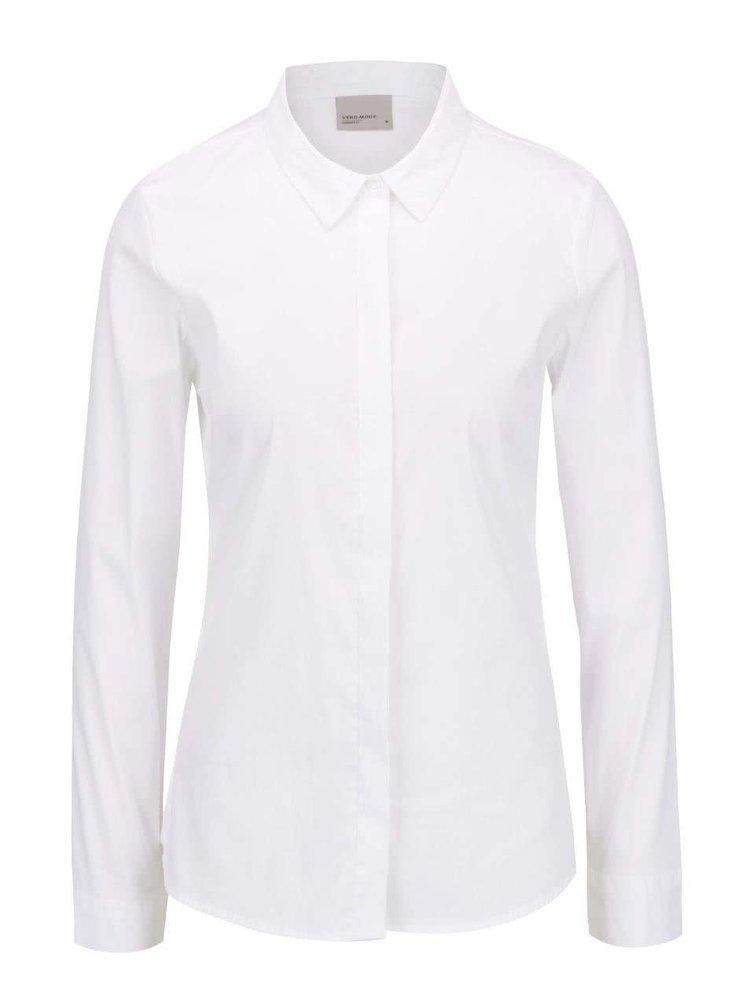 Bílá košile VERO MODA Lady