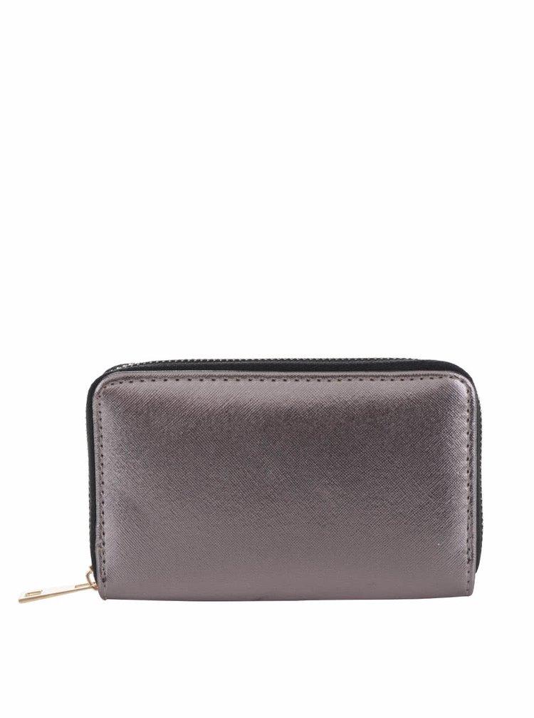 Tmavě šedá peněženka Haily's Sina