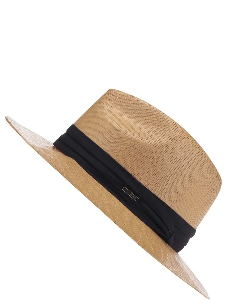 Pălărie maro deschis Roxy Here