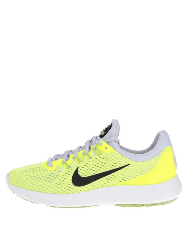 Pantofi sport galben neon Nike Lunar Skyelux