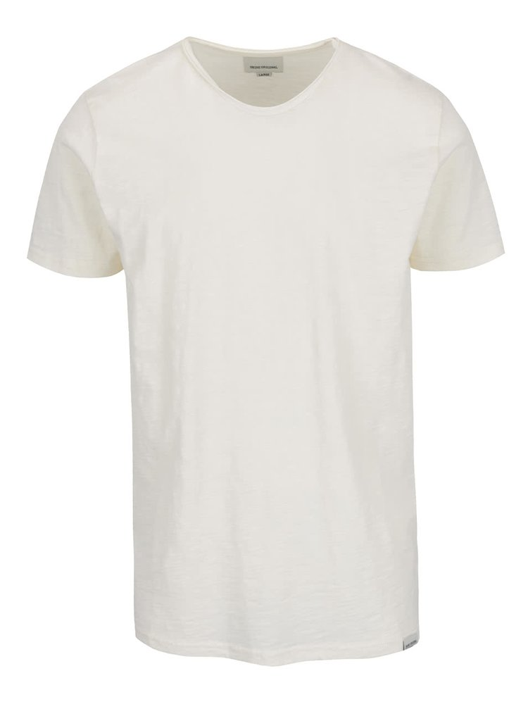 Tricou crem Shine Original din bumbac
