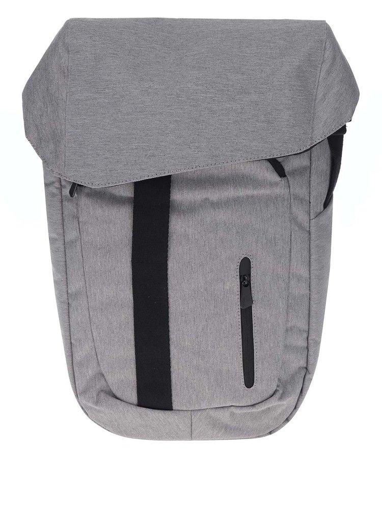 Šedý batoh na notebook XD Design Osaka