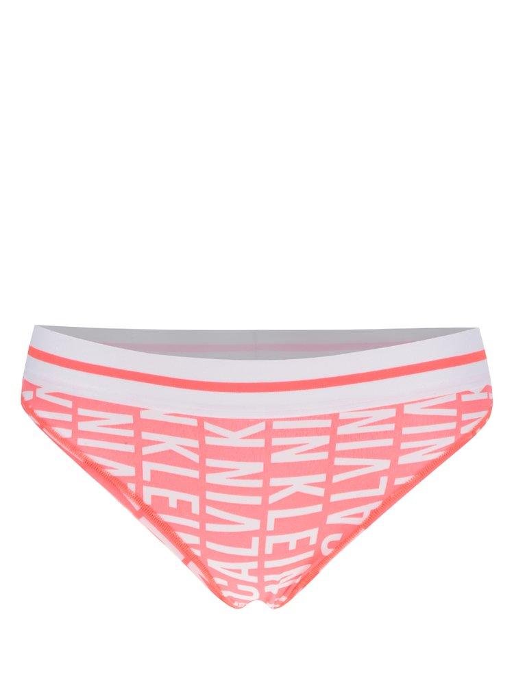 Chiloti roz Calvin Klein
