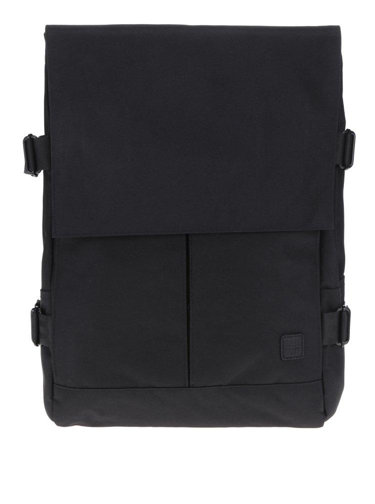 Černý voděodolný unisex batoh UCON ACROBATICS Eames Waterproof