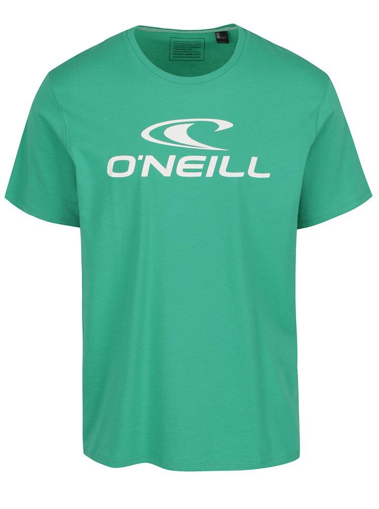 Tricou verde O'Neill cu print logo