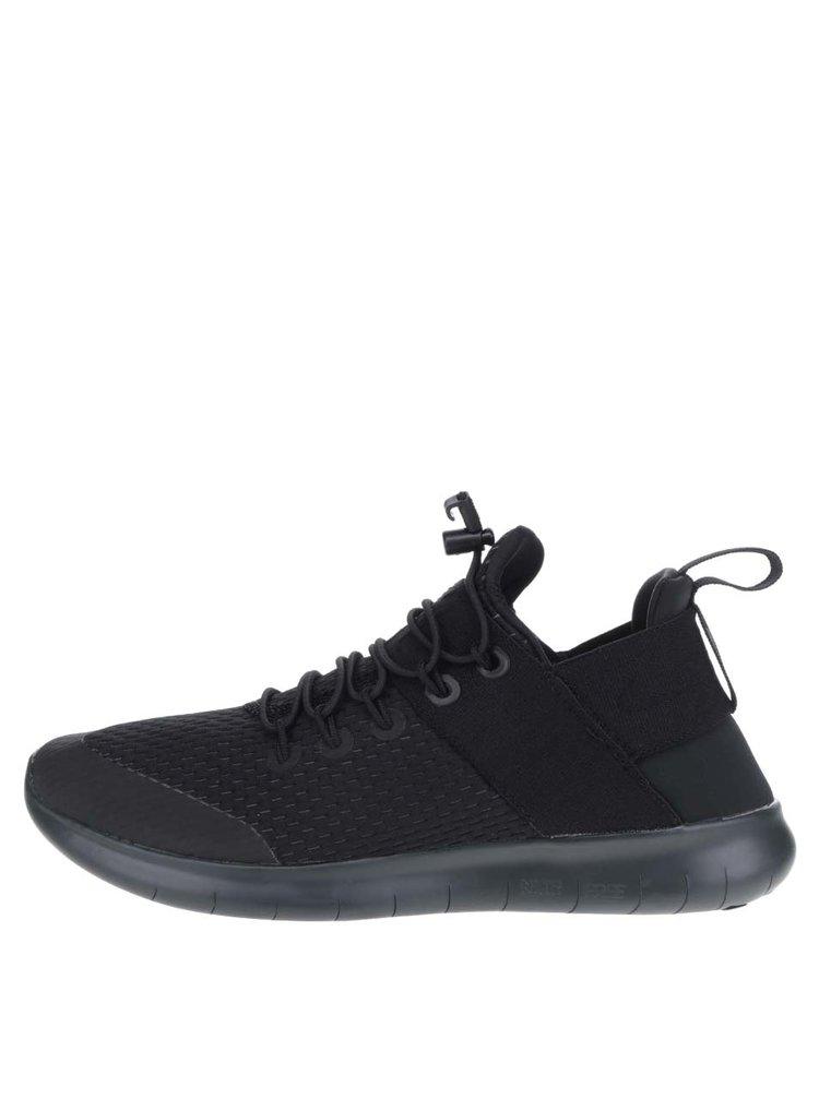 Pantofi sport negri pentru femei Nike Free Commuter