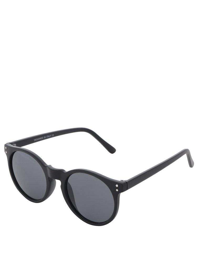 Ochelari de soare negri Haily´s Laura pentru femei