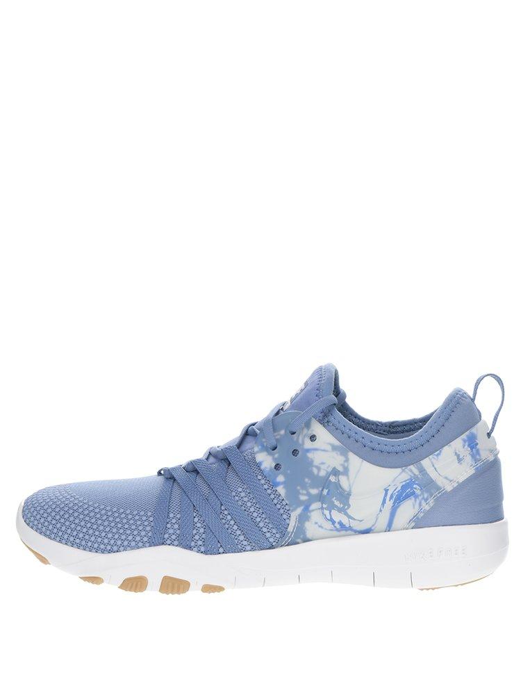 Pantofi sport albaștri Nike Free TR7 unisex