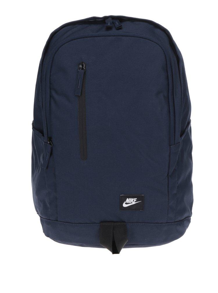 Modrý pánský batoh Nike