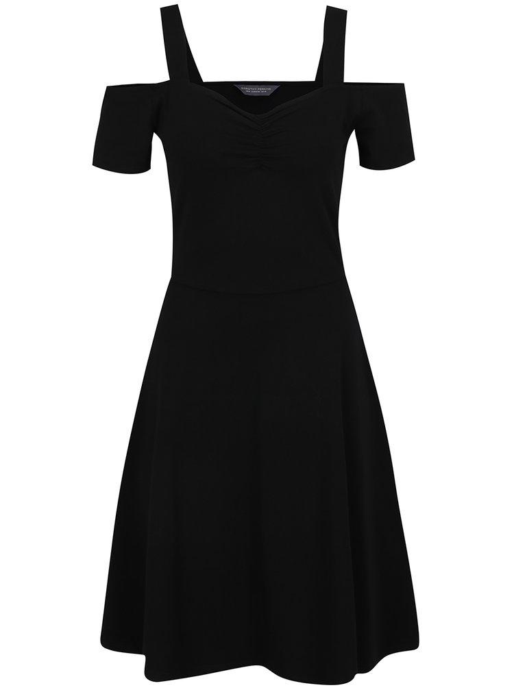 Rochie neagră Dorothy Perkins Tall