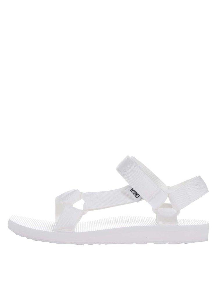 Krémové dámské sandály Teva