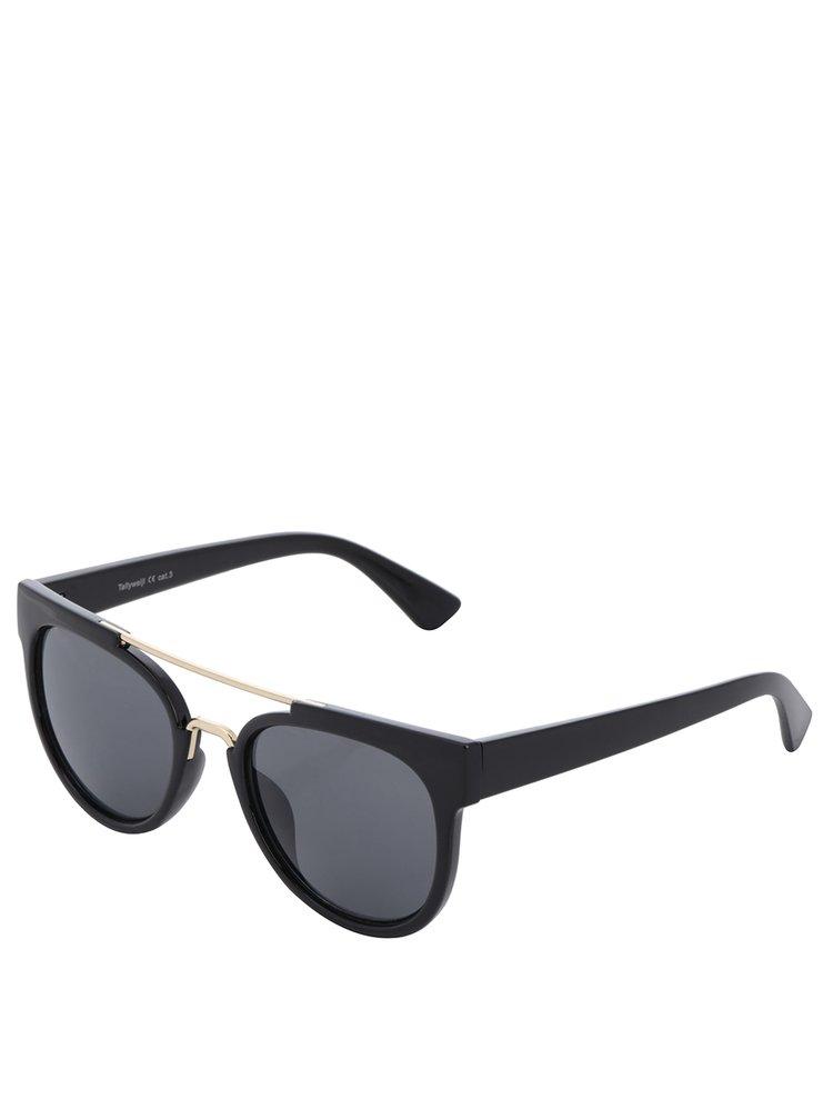 Černé sluneční brýle TALLY WEiJL