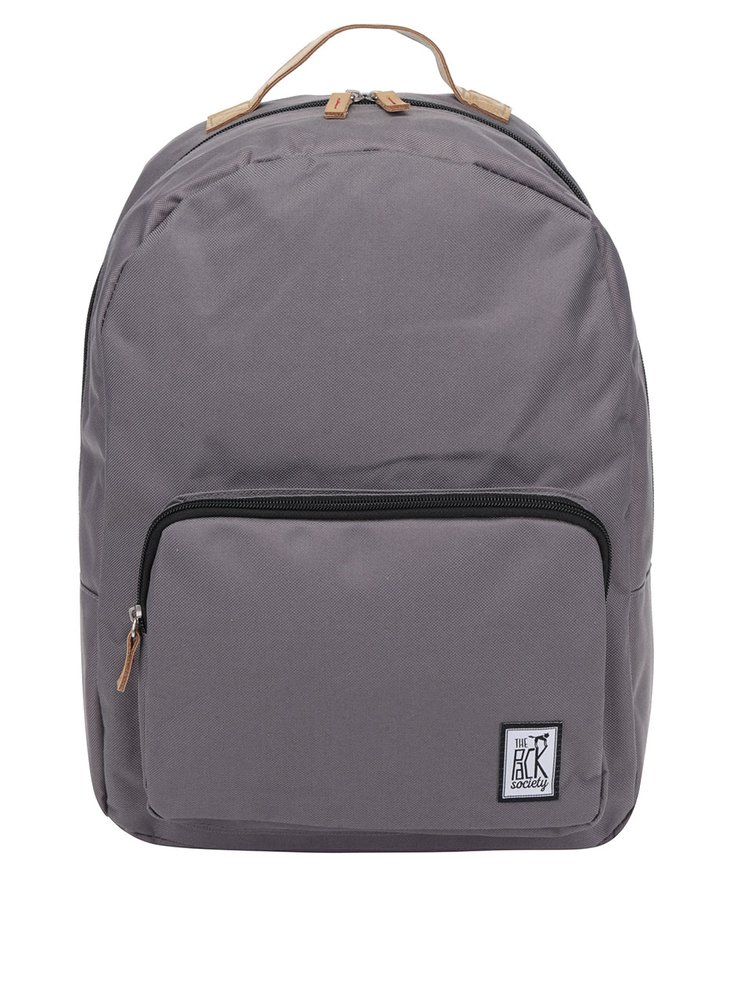 Šedý batoh The Pack Society 18 l
