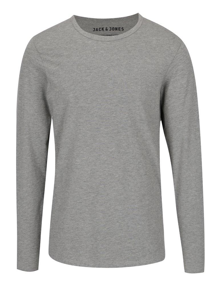Bluză sport gri Jack & Jones Basic
