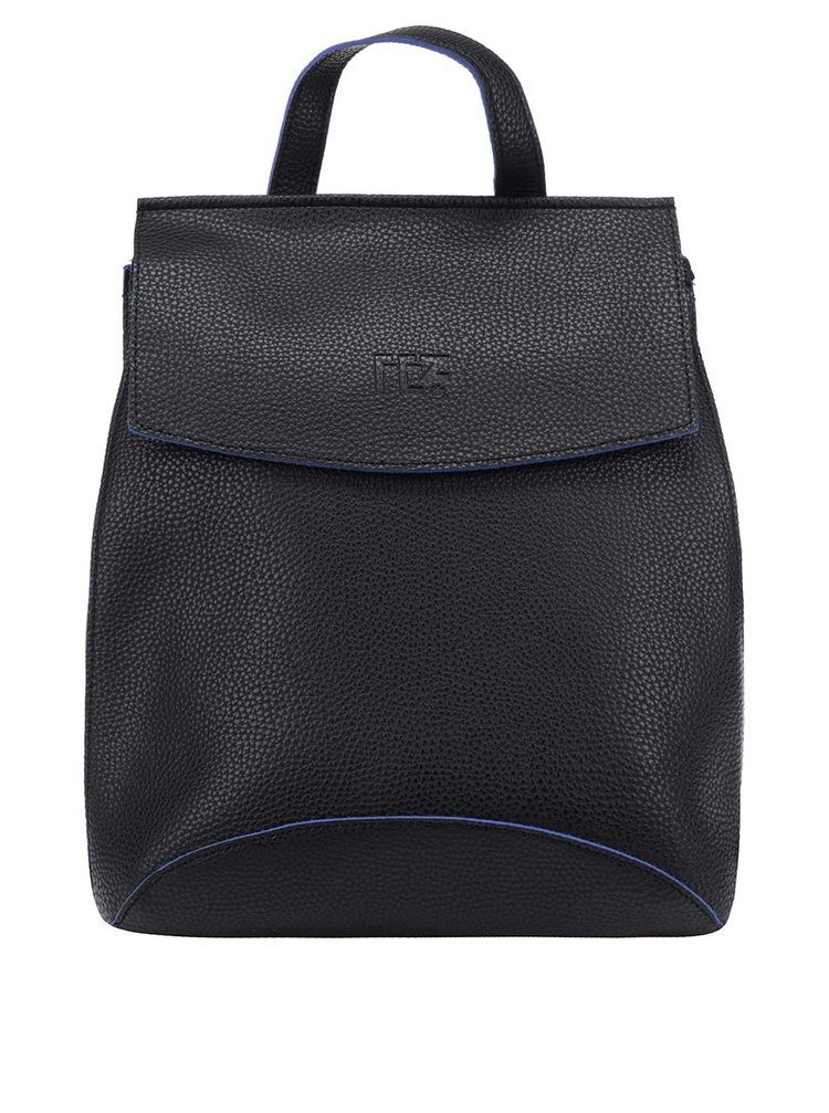 Černý batoh Fez by Fez Zaino
