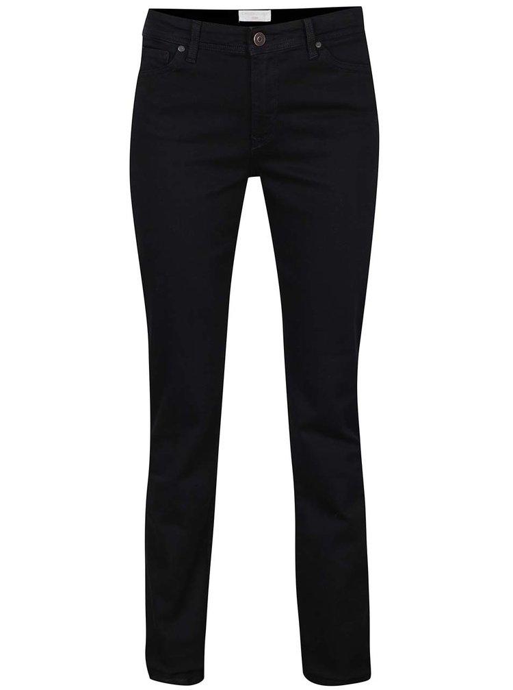 Blugi negri slim fit de damă Cross Jeans