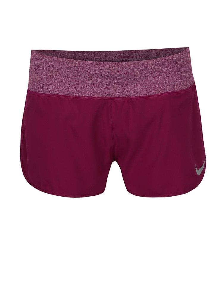 Pantaloni scurți violet Nike Flex