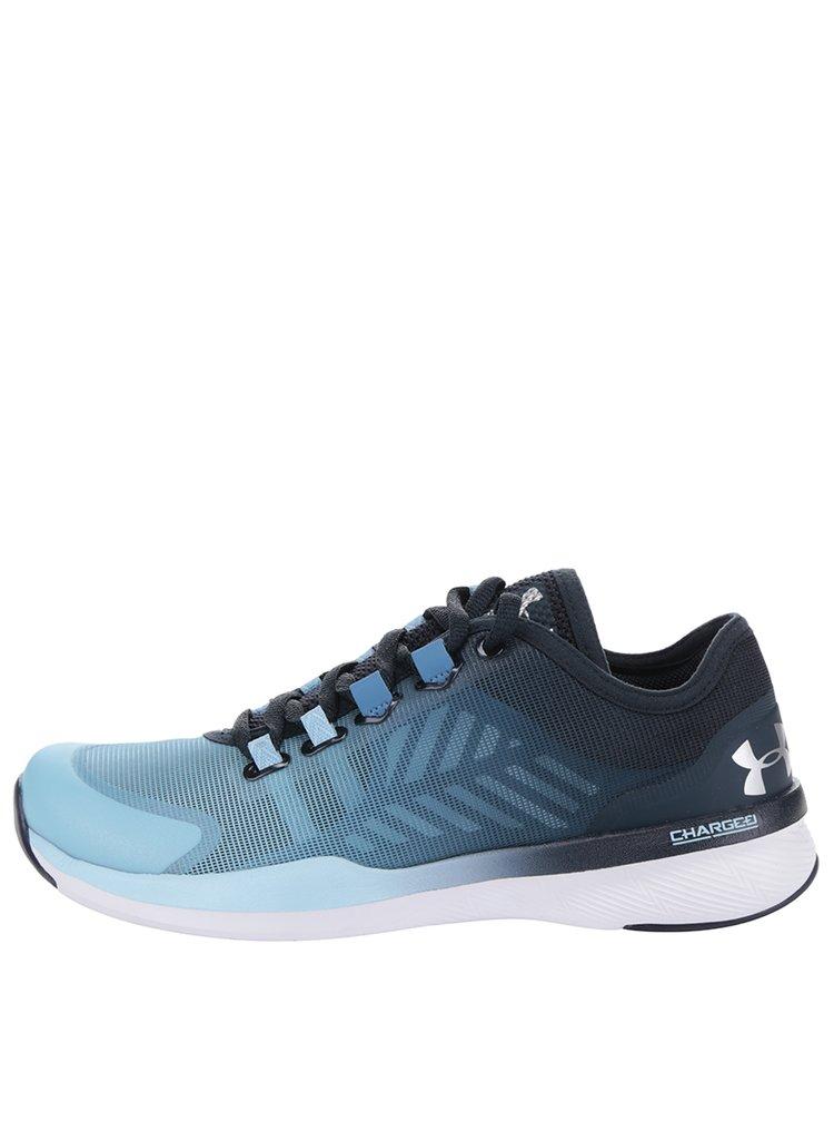 Pantofi sport albaștri Under Armour UA W Charged Push TR SEG pentru femei