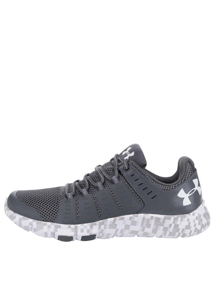 Pantofi sport gri Under Armour UA Micro G Limitless TR 2 SE pentru bărbați
