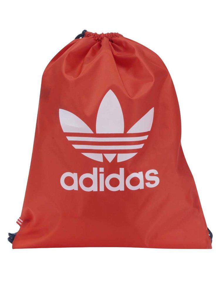 Červený unisex vak adidas Originals