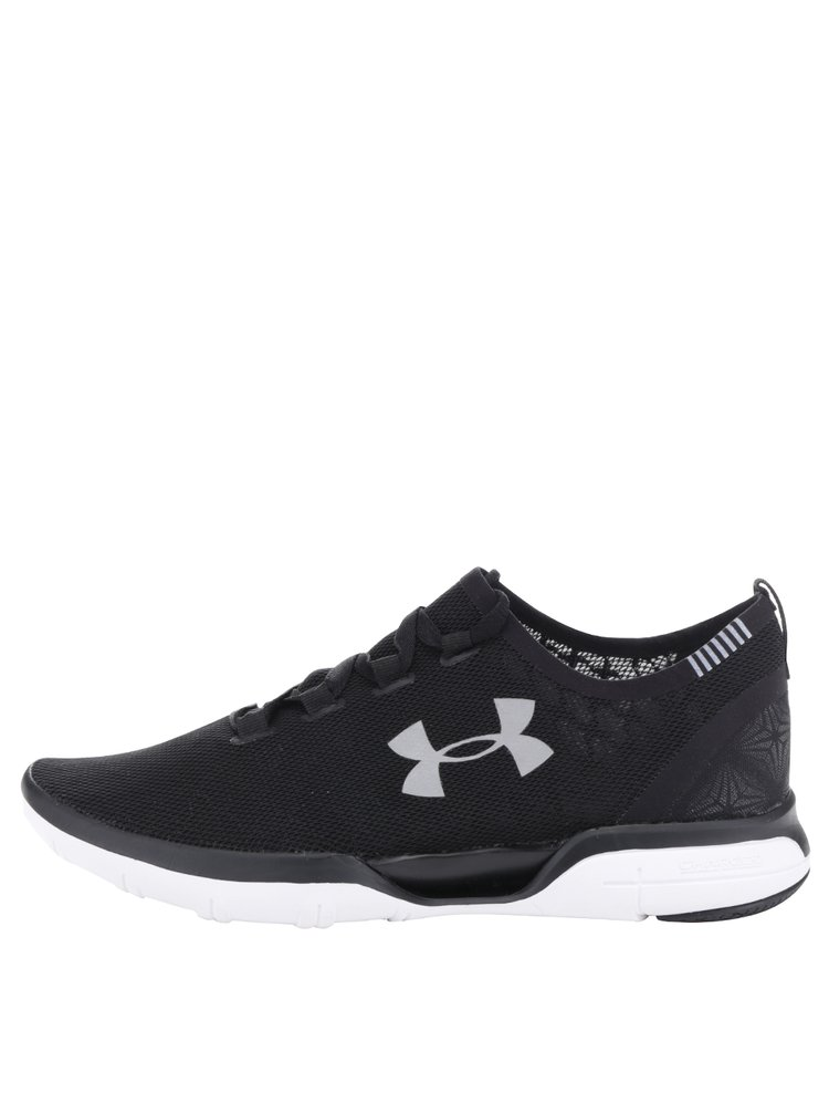 Pantofi sport negri Under Armour UA Charged CoolSwitch Run pentru barbati