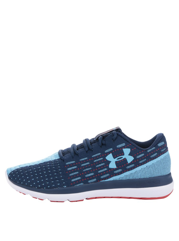 Pantofi sport albaștri Under Armour UA Threadborne Sling pentru bărbați