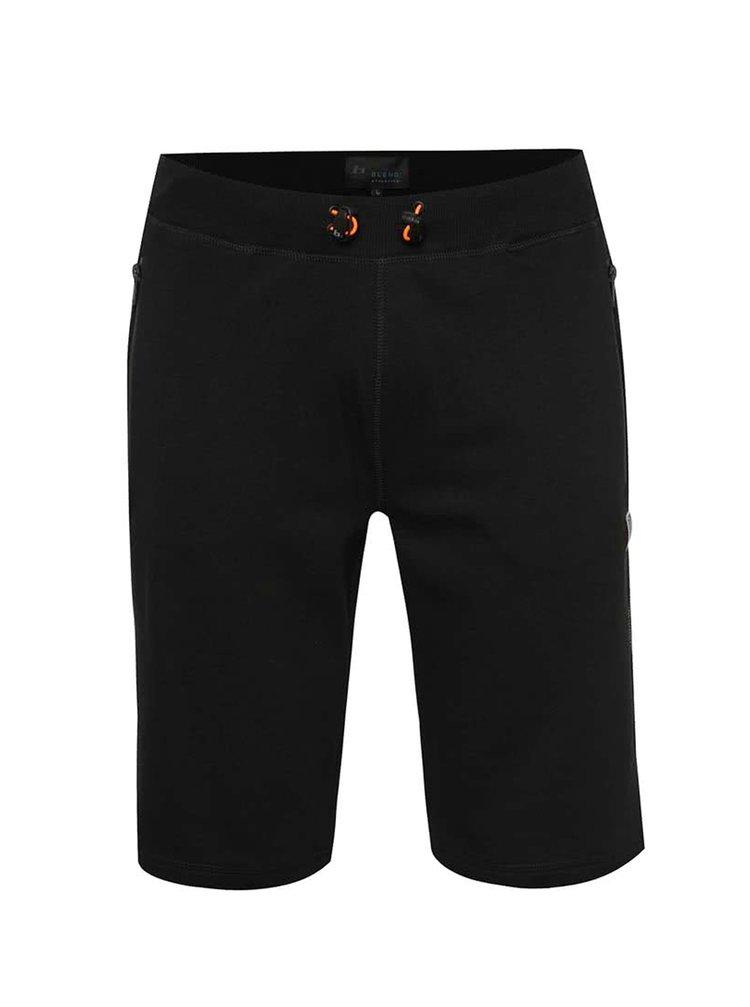 Pantaloni scurți sport Blend negri